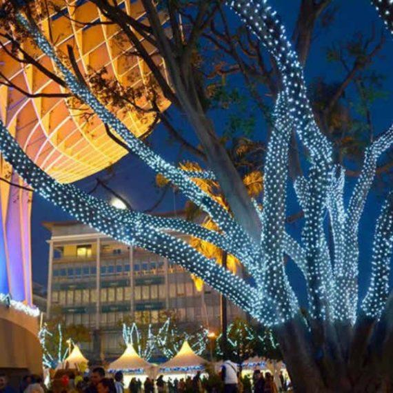 christmas seville